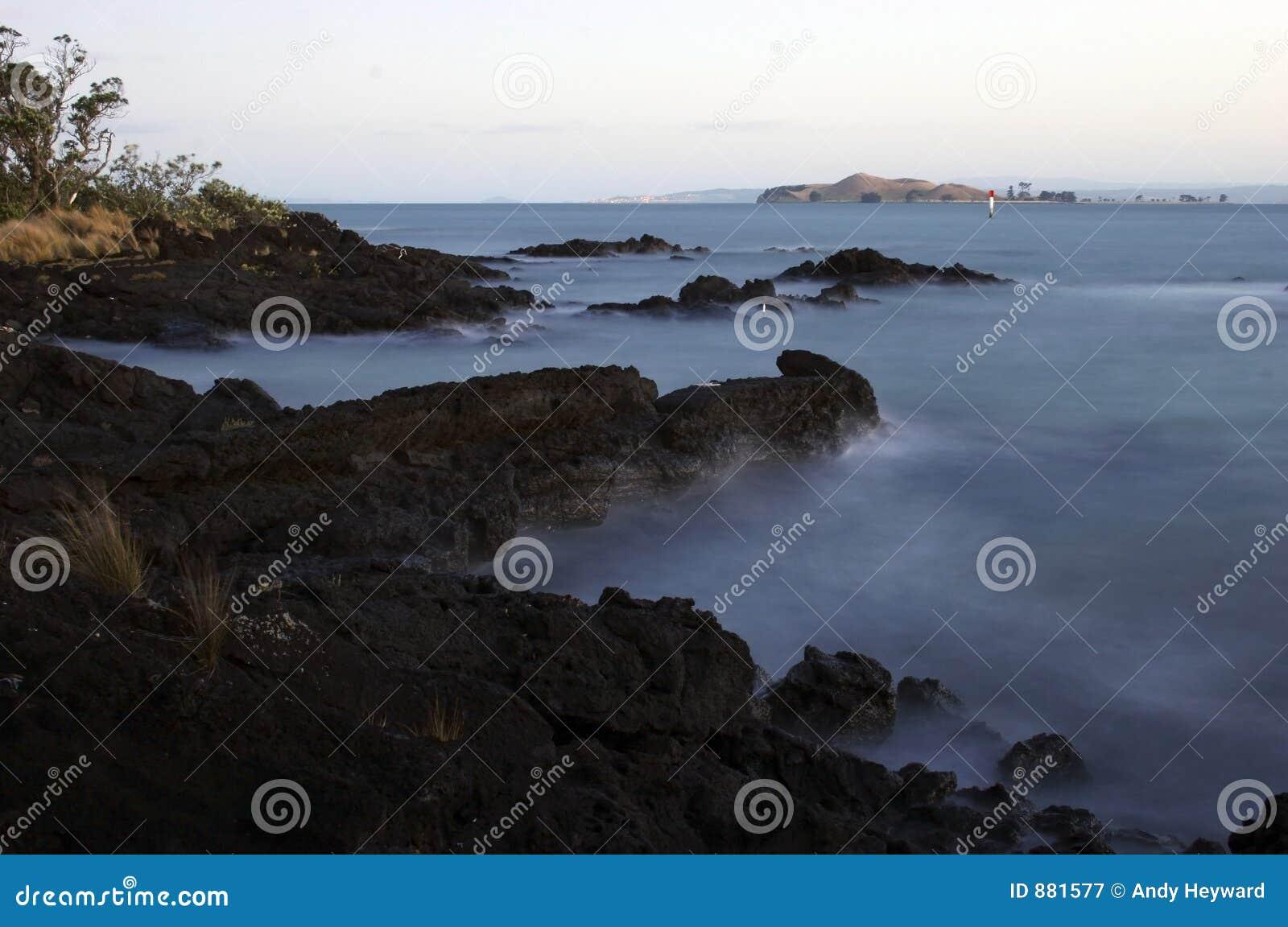 Rangitoto skał