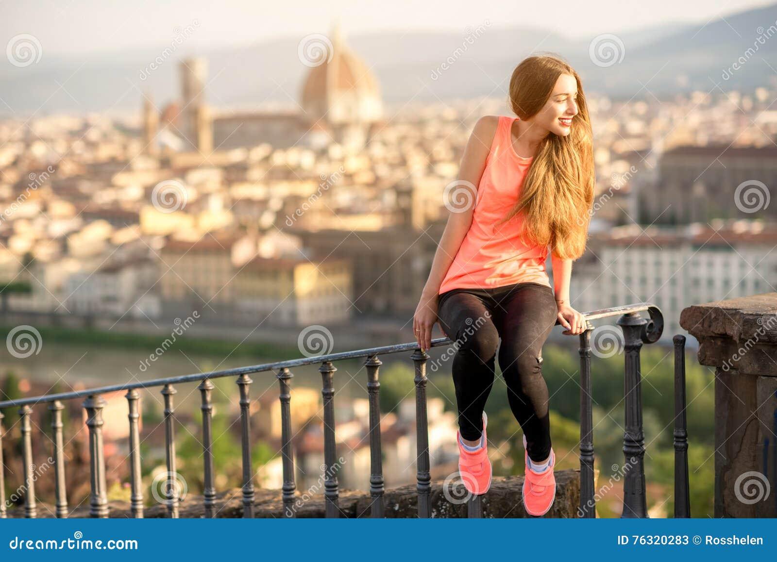 Ranku ćwiczenie w Florencja