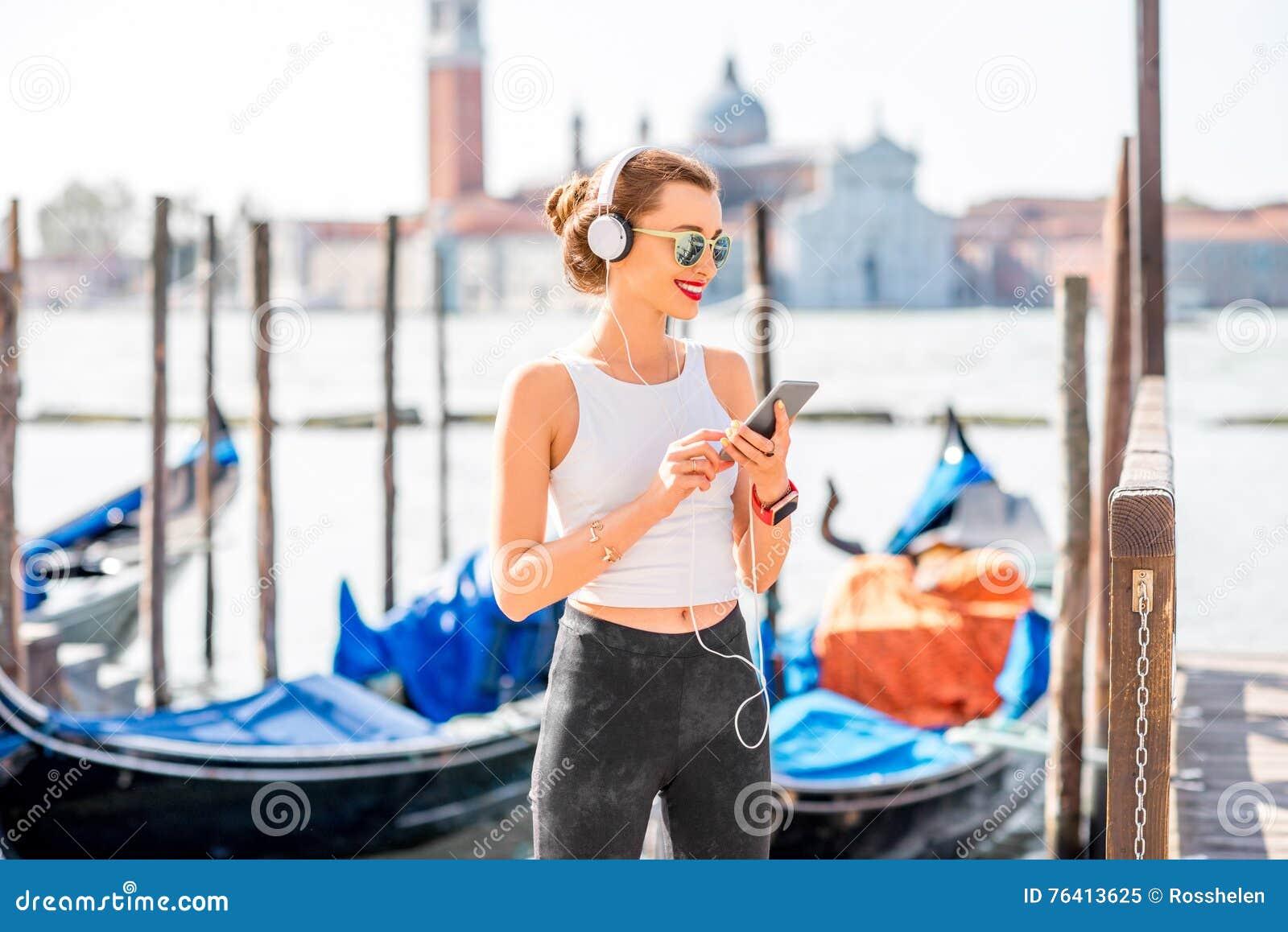 Ranku ćwiczenie w Wenecja
