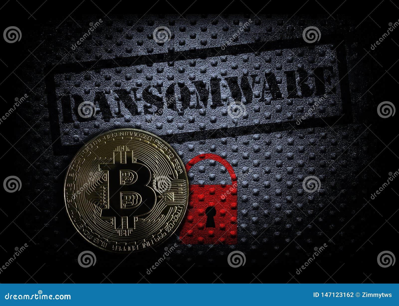 Ransomware och bitcoin