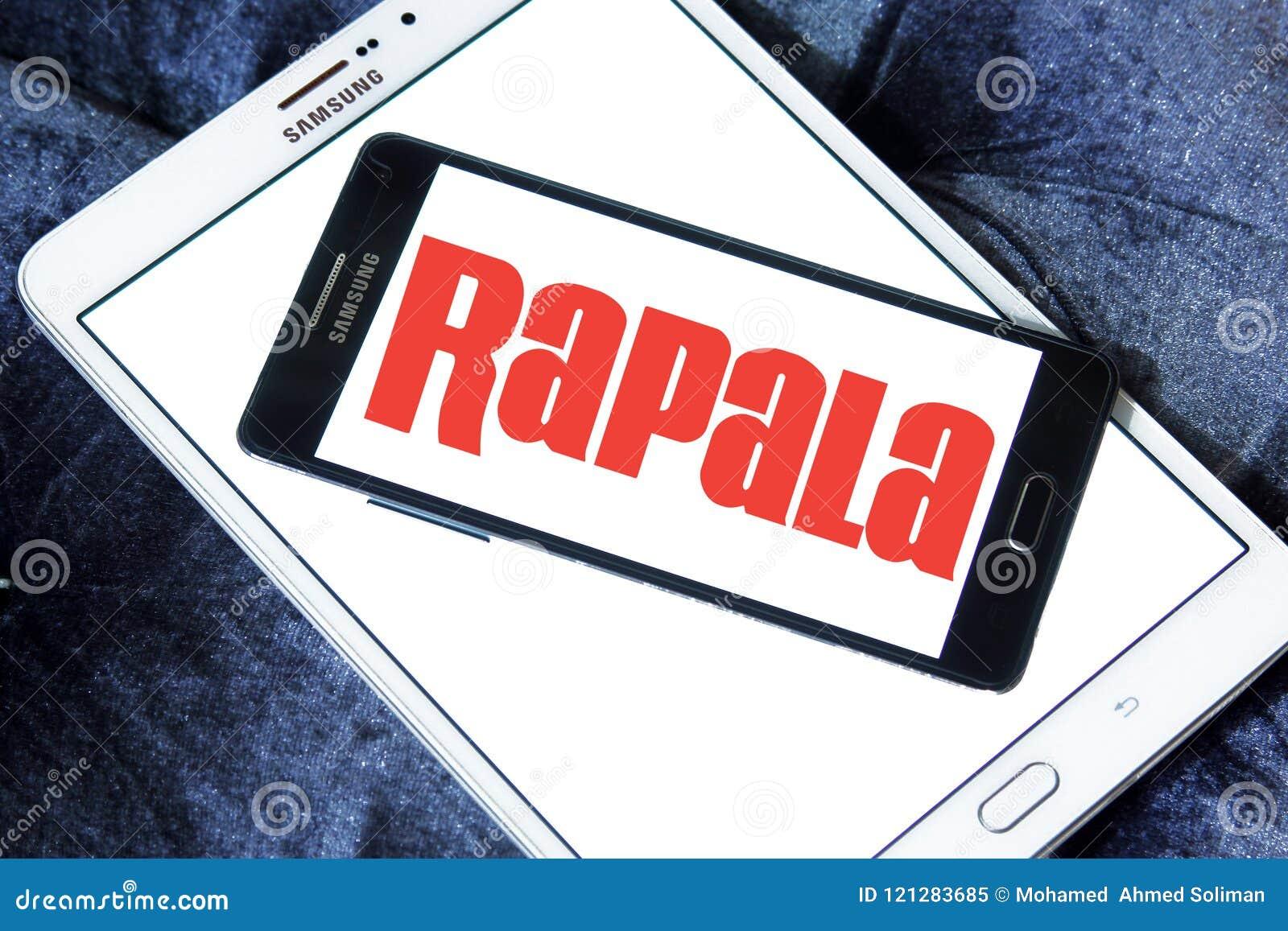 Rapala company logo editorial image  Image of icons - 121283685