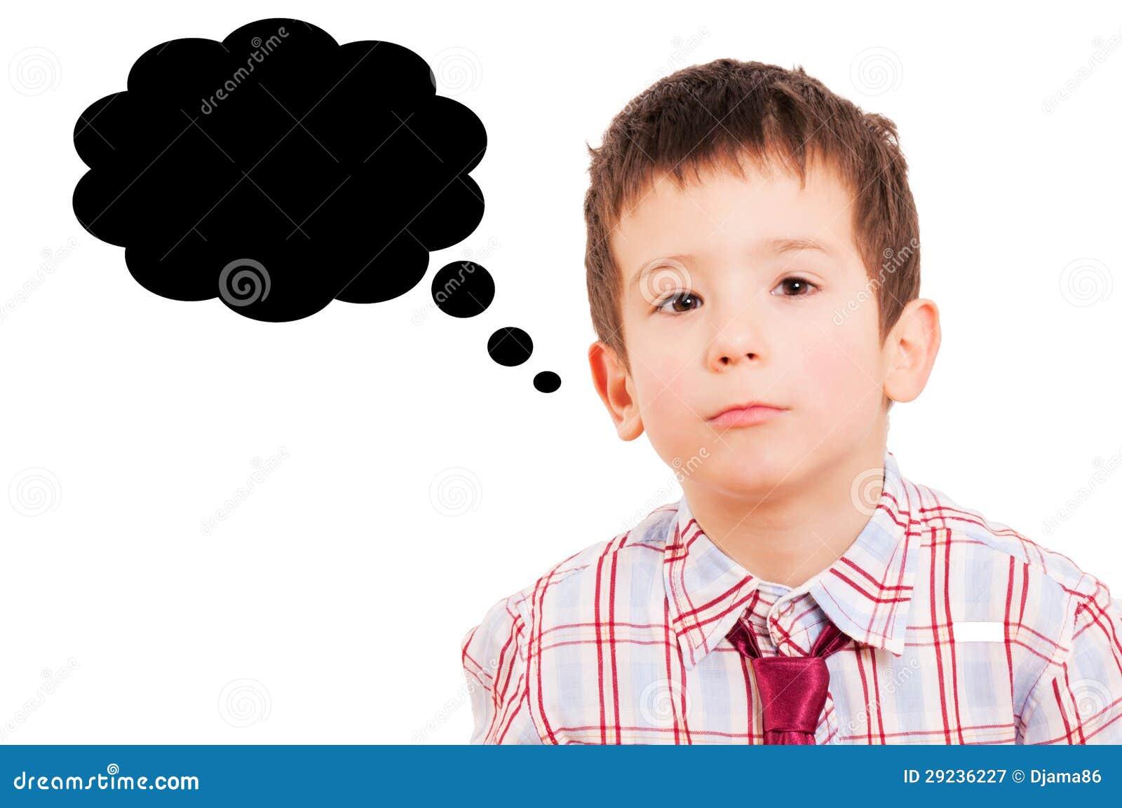 Download Rapaz pequeno ilustração stock. Ilustração de miúdo, facial - 29236227