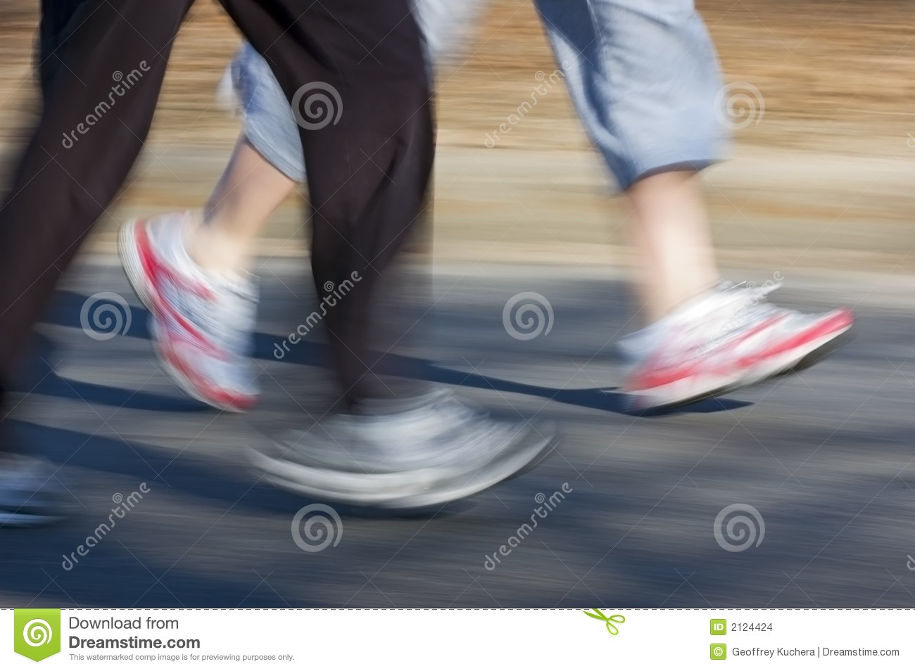 Rapidly Moving Feet stock photo. Image of athletic, exercise - 2124424