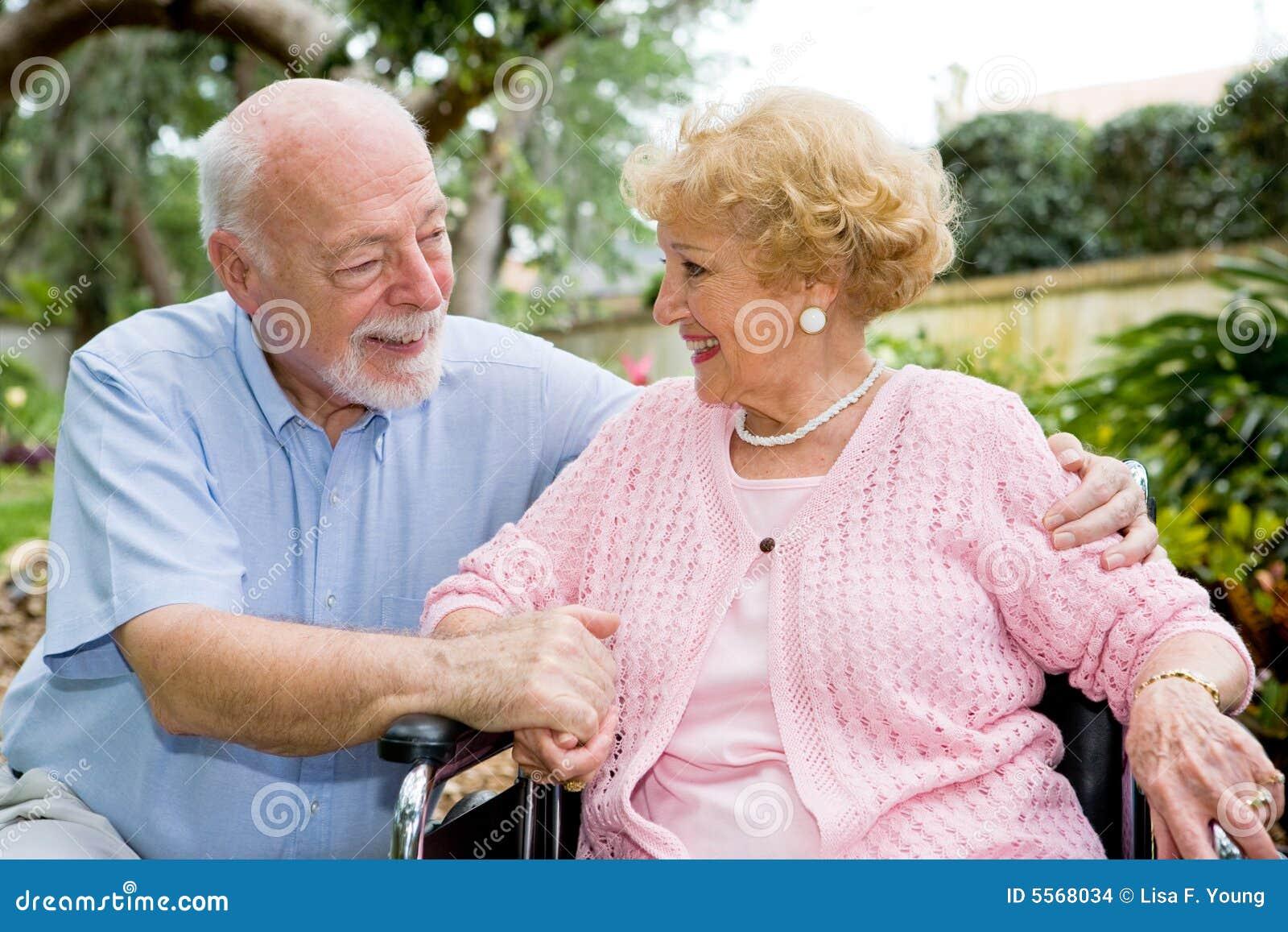 Rapport grand de couples aînés