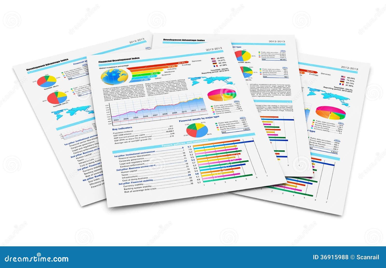 Rapporti finanziari
