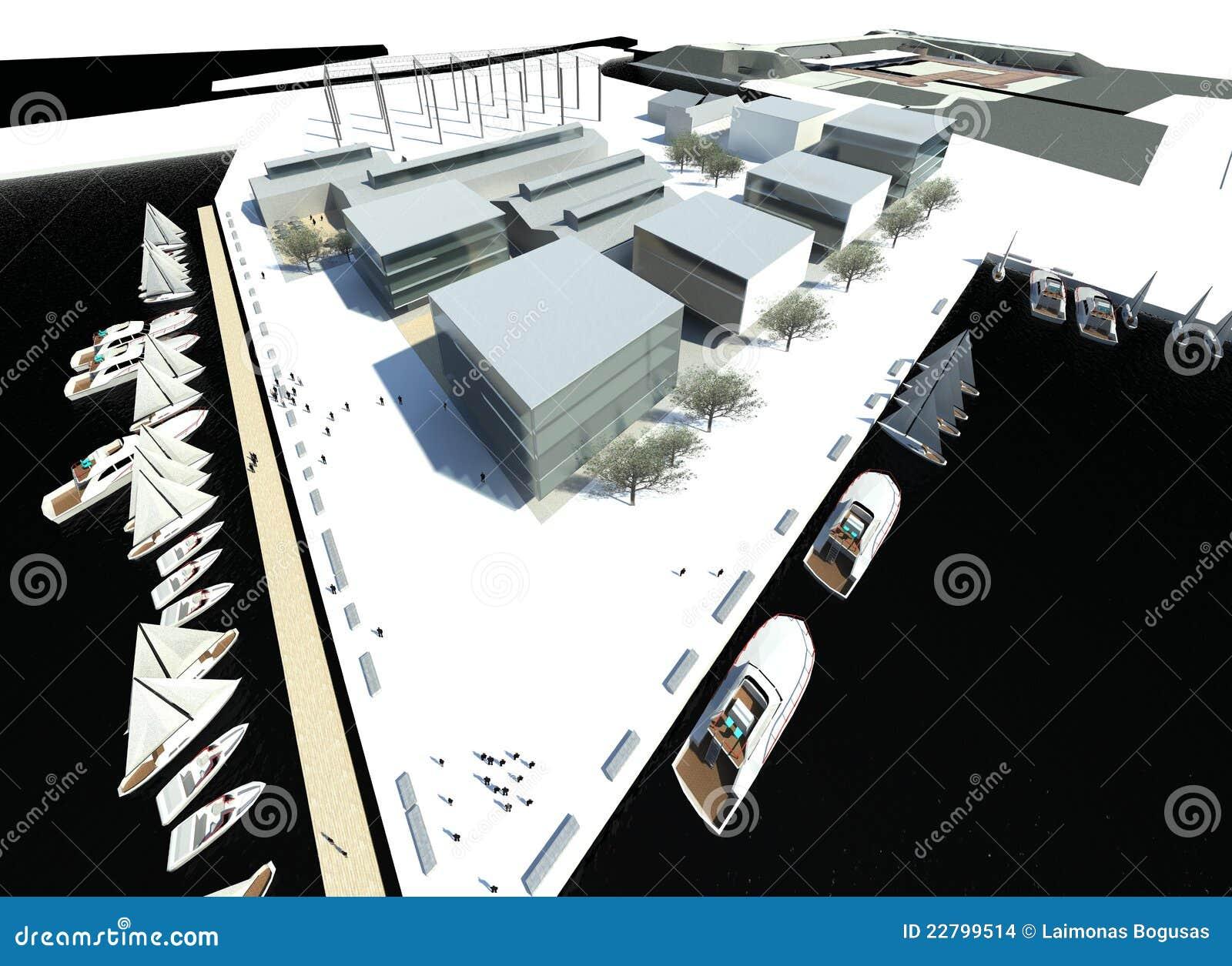 Rappresentazione costruzioni moderne argine immagini for Costruzioni case moderne