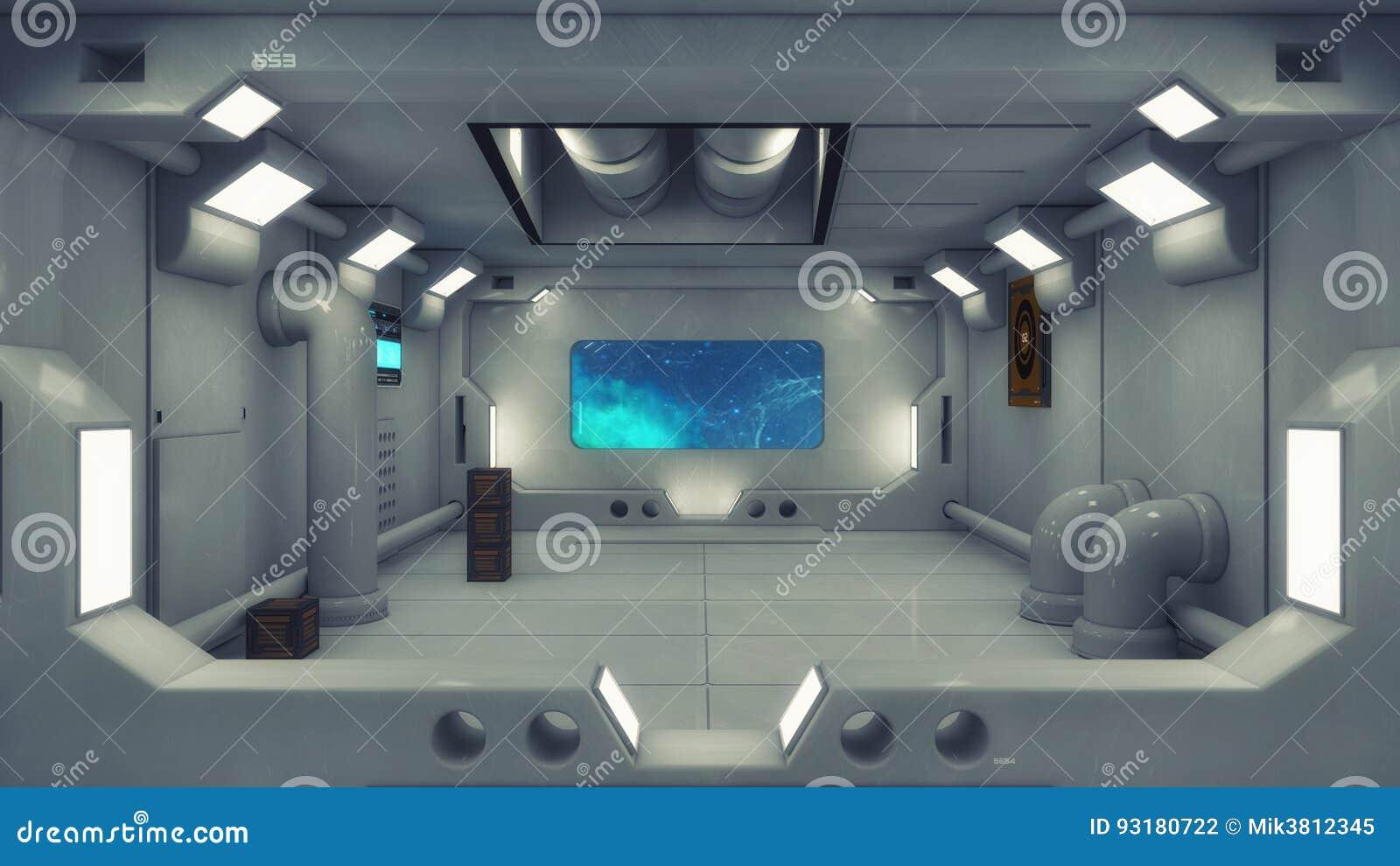Rappresentazione 3d architettura futuristica del fondo for Programmi 3d architettura