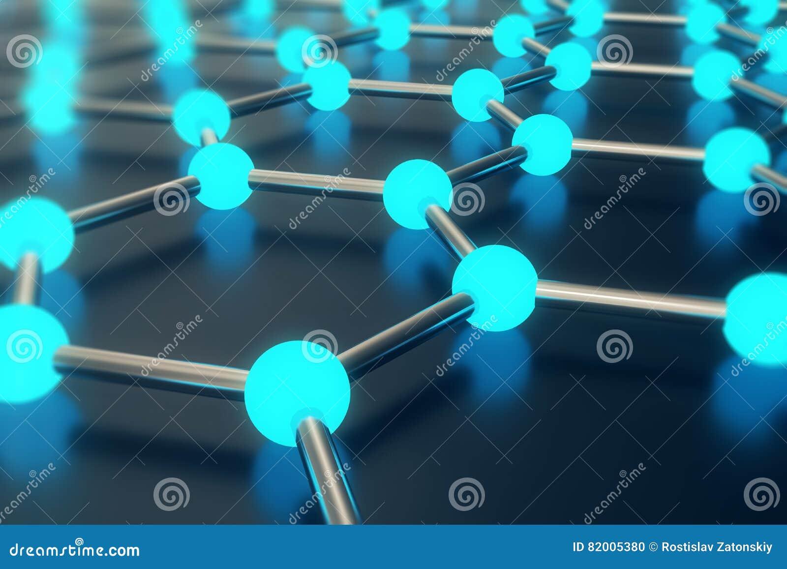 Rappresentazione Del Primo Piano Geometrico Esagonale ...