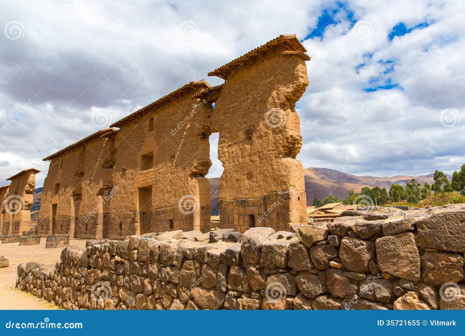 site archeologique des incas - Photo