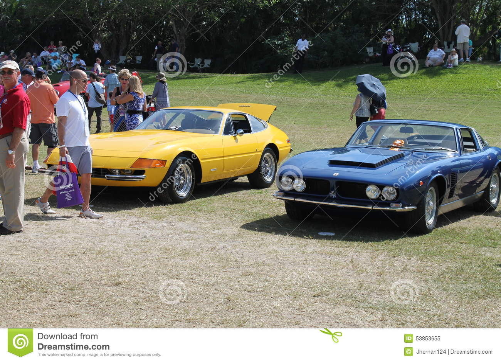 Rare Italian sportscar editorial image. Image of event - 53853655