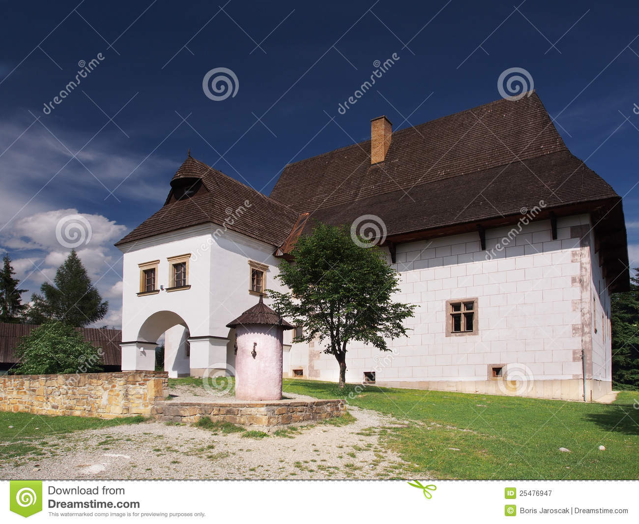 Rare manor house in Pribylina