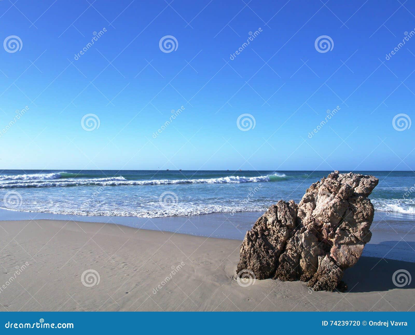 Ras Madrakah-Strand, Oman