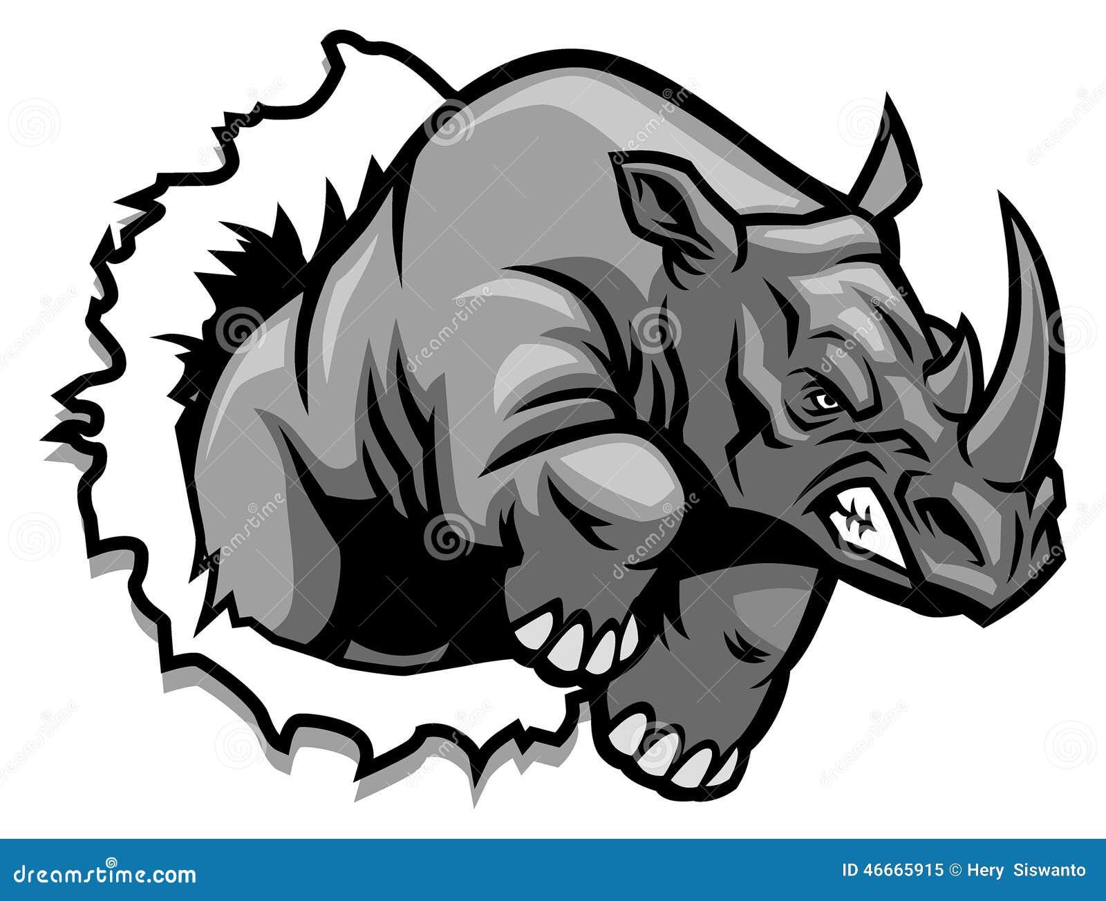 Rasgo do rinoceronte