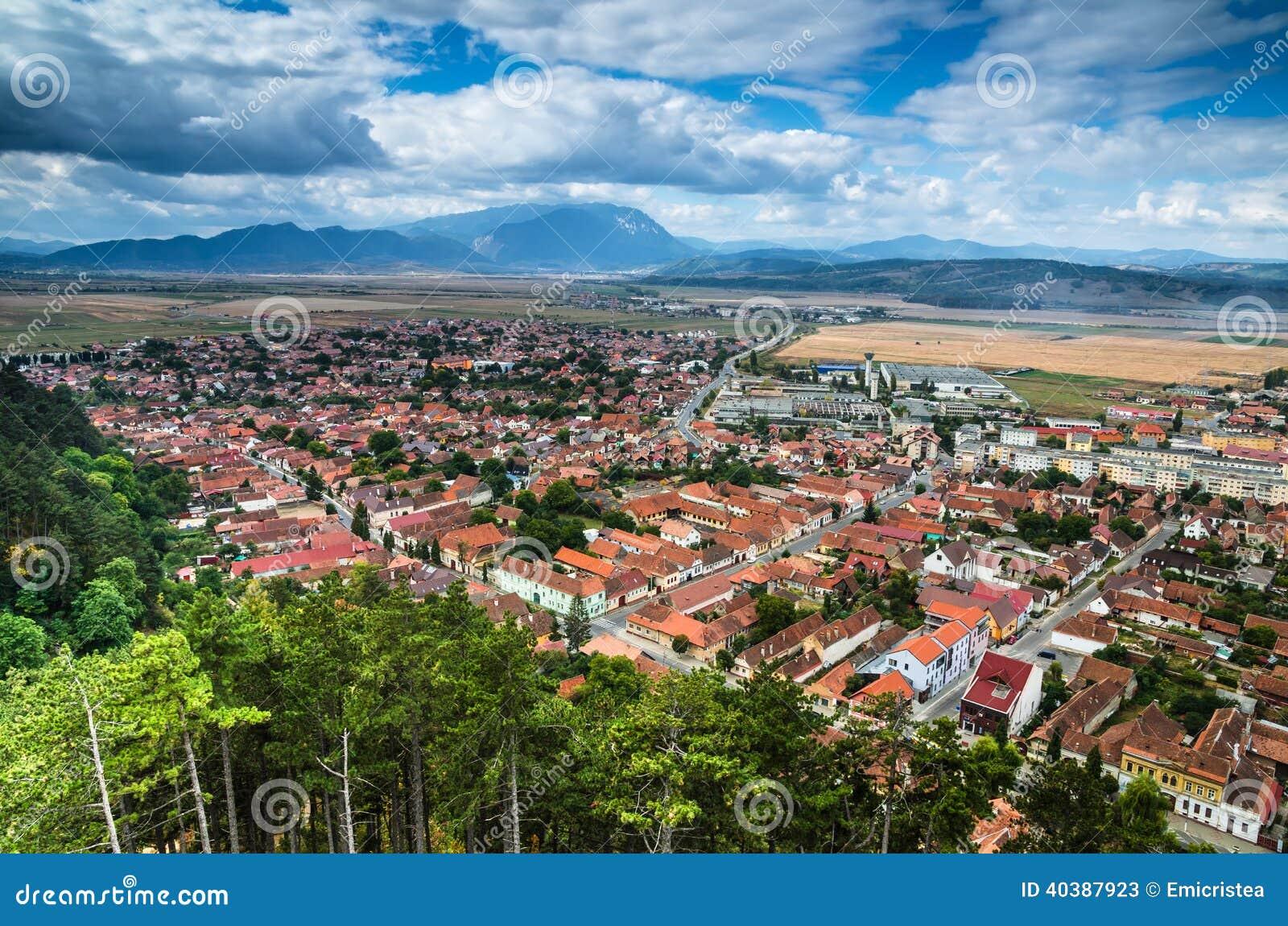 Rasnov,罗马尼亚