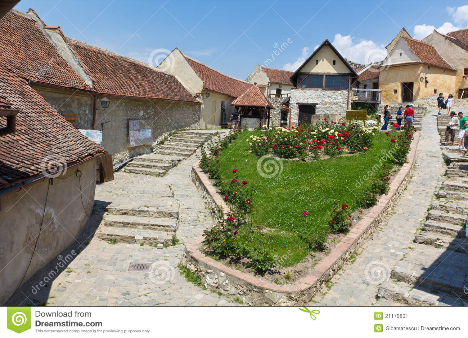 Rasnov citadel I