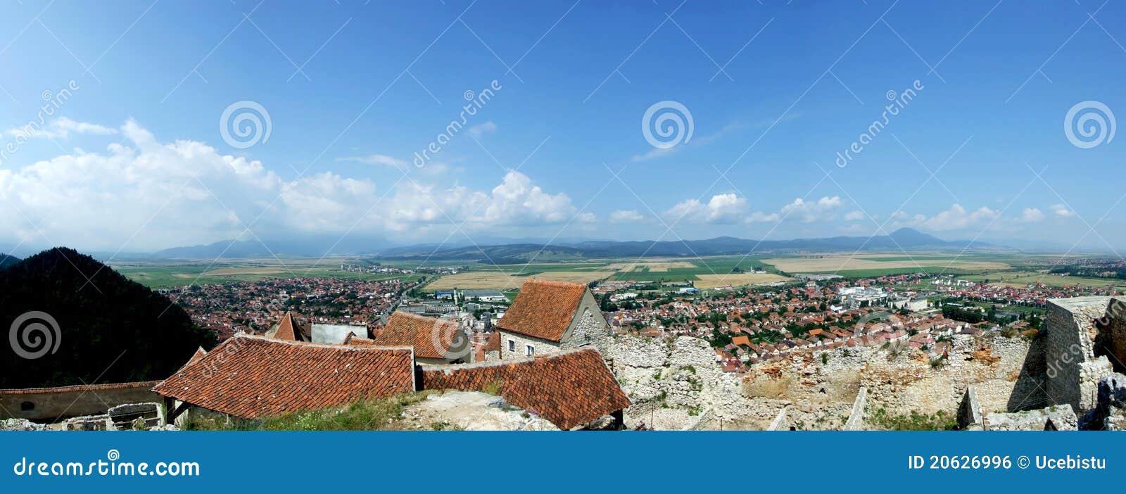 Rasnov Stadt