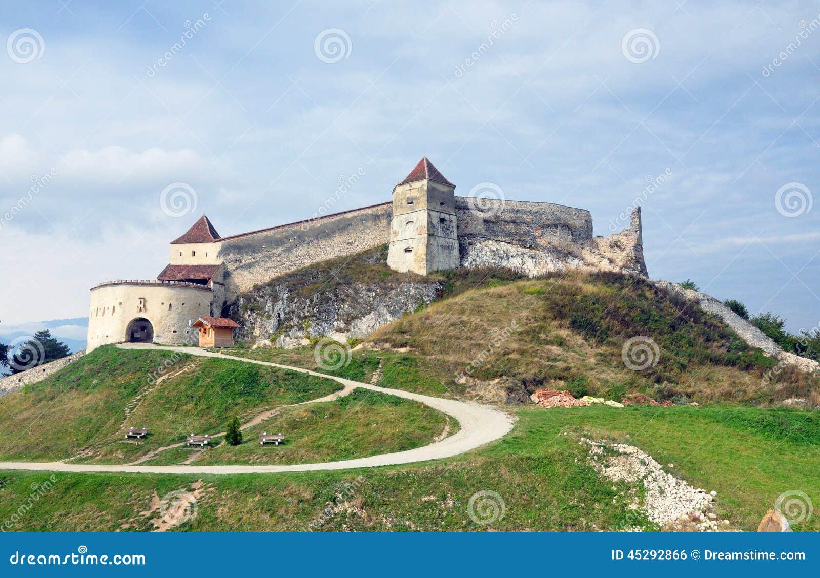 Rasnov Zitadelle