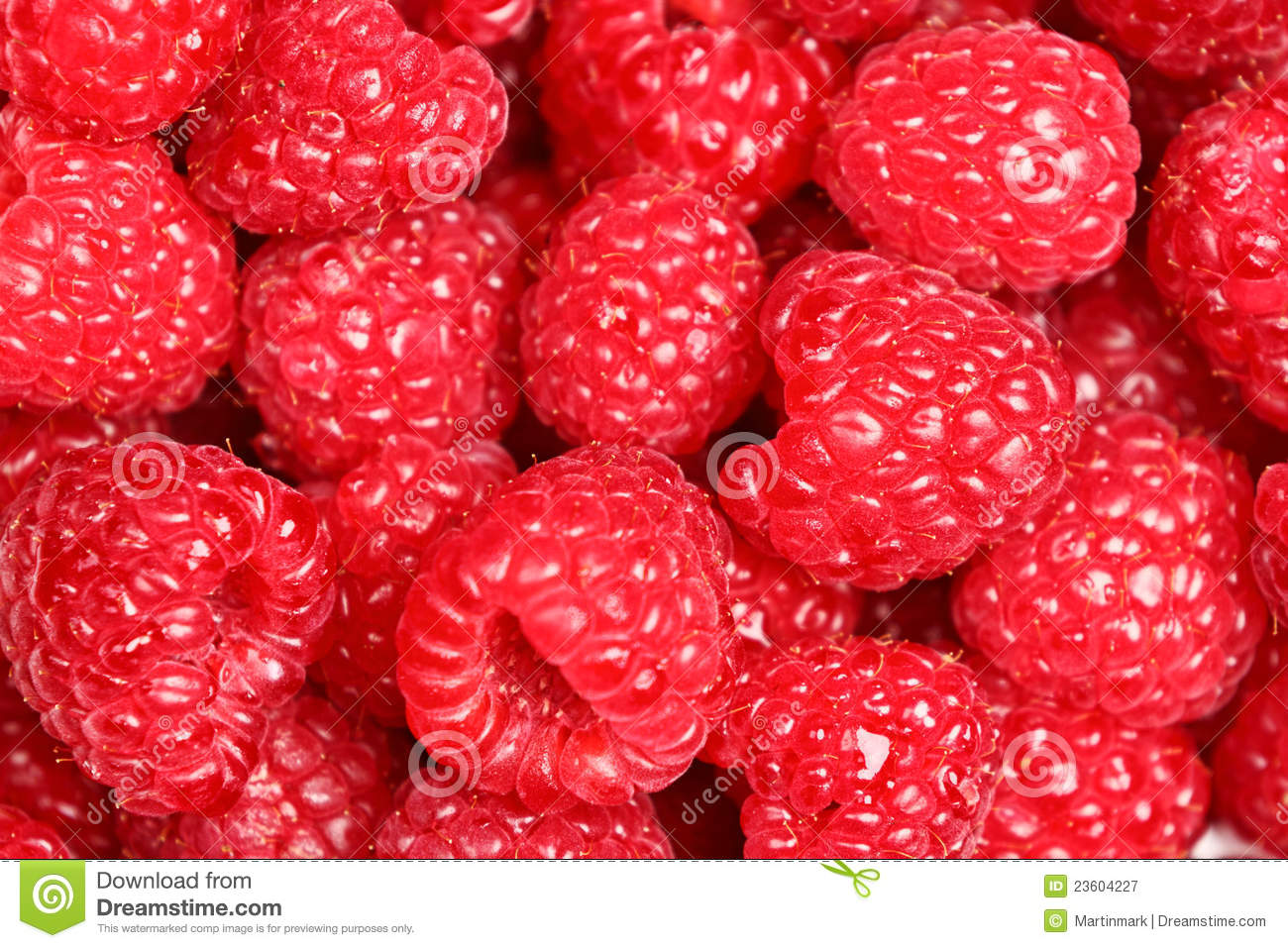 Raspberries - raspberry texture background