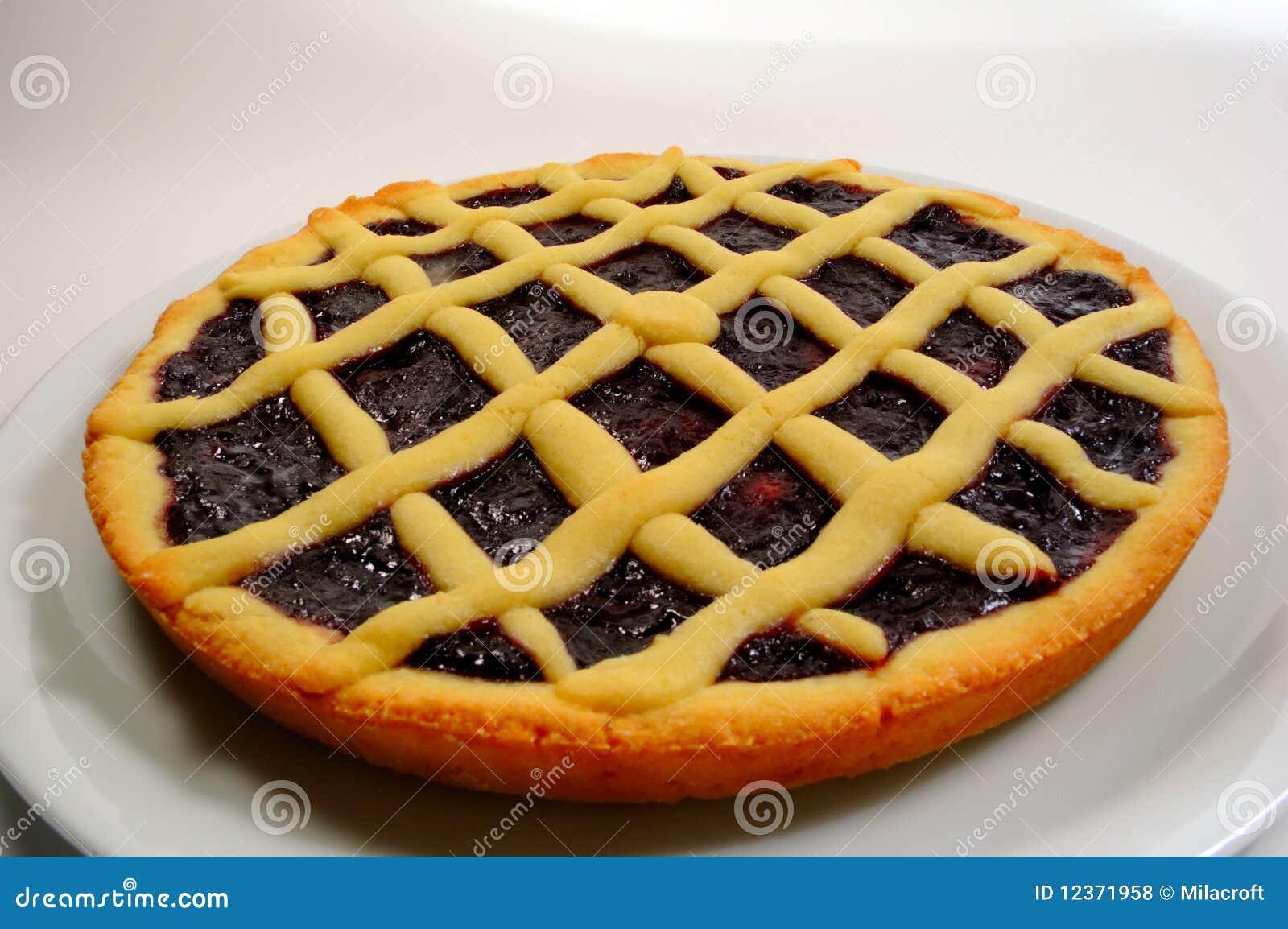 Lemon-Raspberry Crostata Recipes — Dishmaps