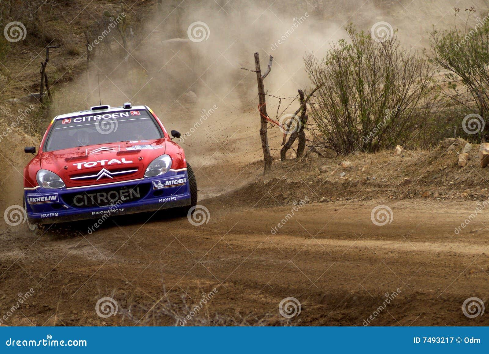 RASSEMBLEMENT MEXIQUE 2005 DE CORONA DE WRC