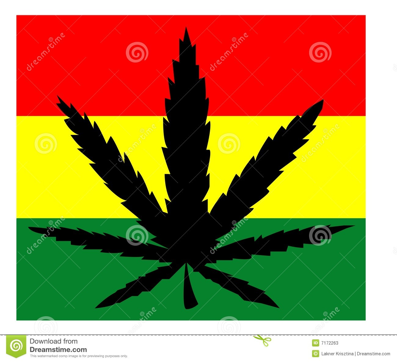 Rastafarian 2: Rasta Stock Photos