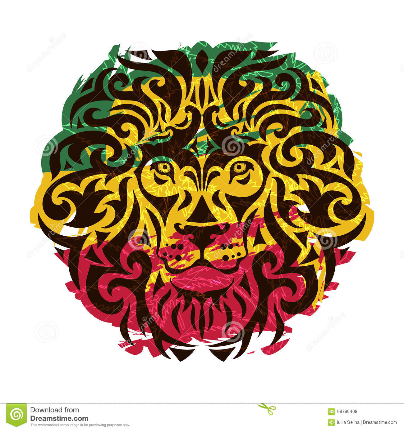 Rasta stock illustrations 1609 rasta stock illustrations rasta lion vector rasta theme with lion head on a white background vector illustration biocorpaavc Image collections