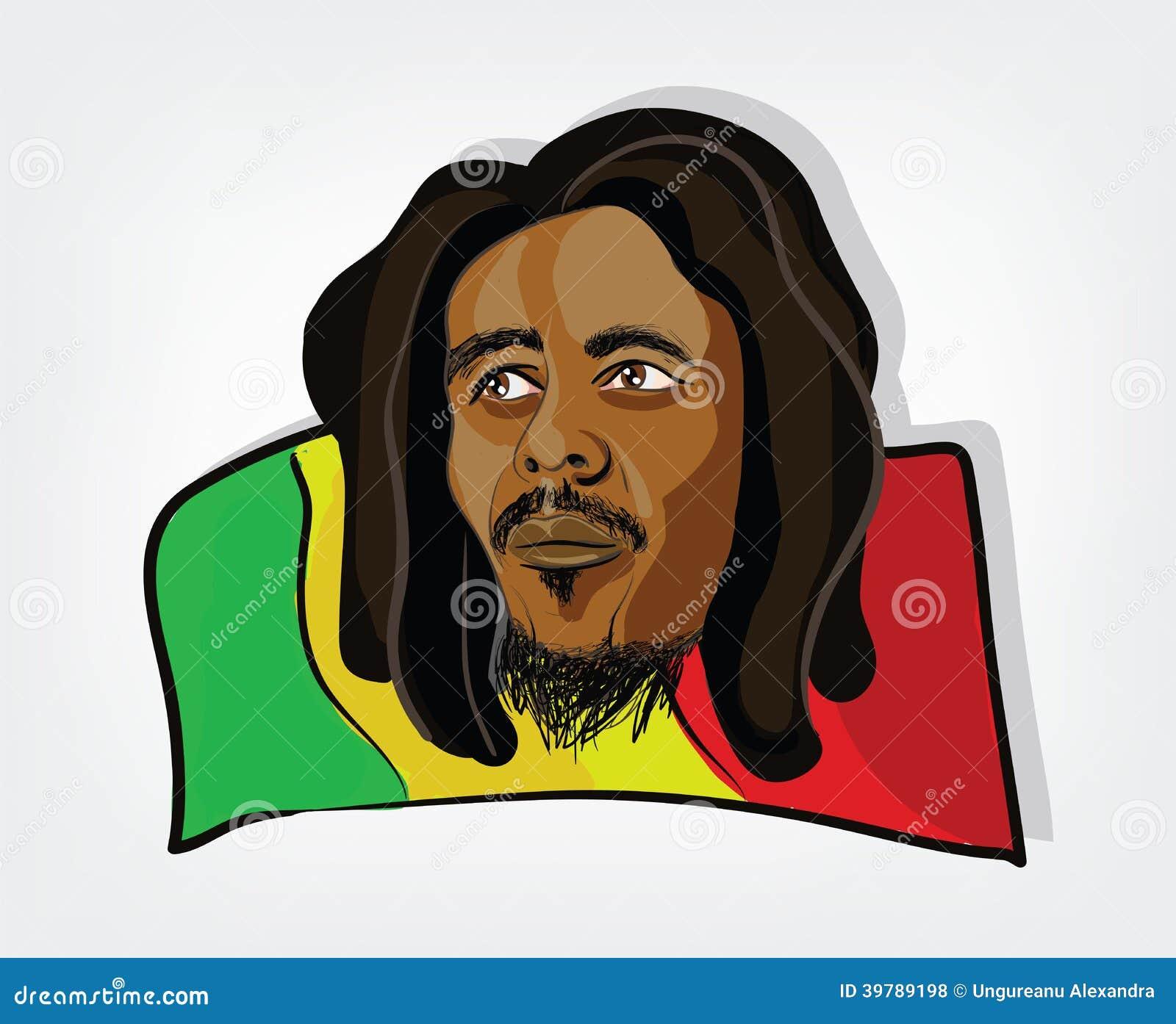 Rastafarian Flag Stock Photo Cartoondealer Com 52333782