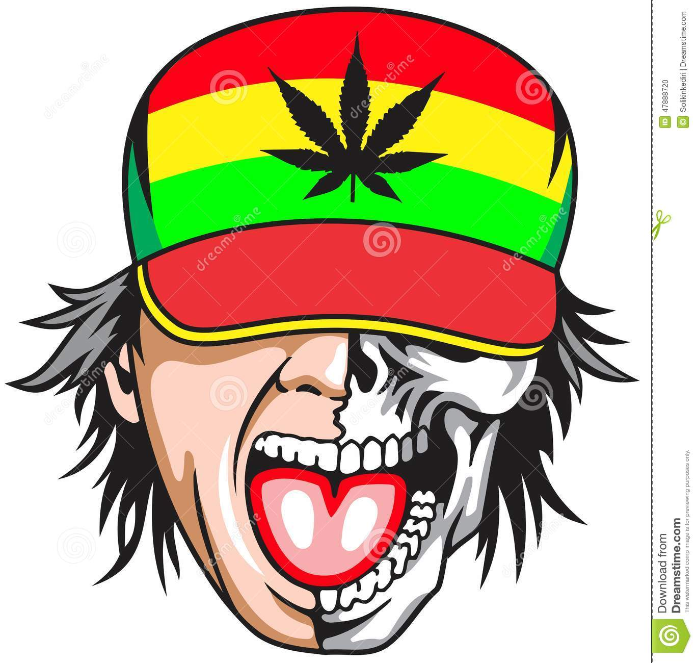 rasta stock illustrations 2 477 rasta stock illustrations vectors