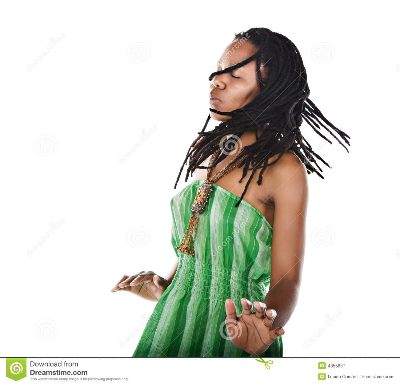 Rastafarian girls