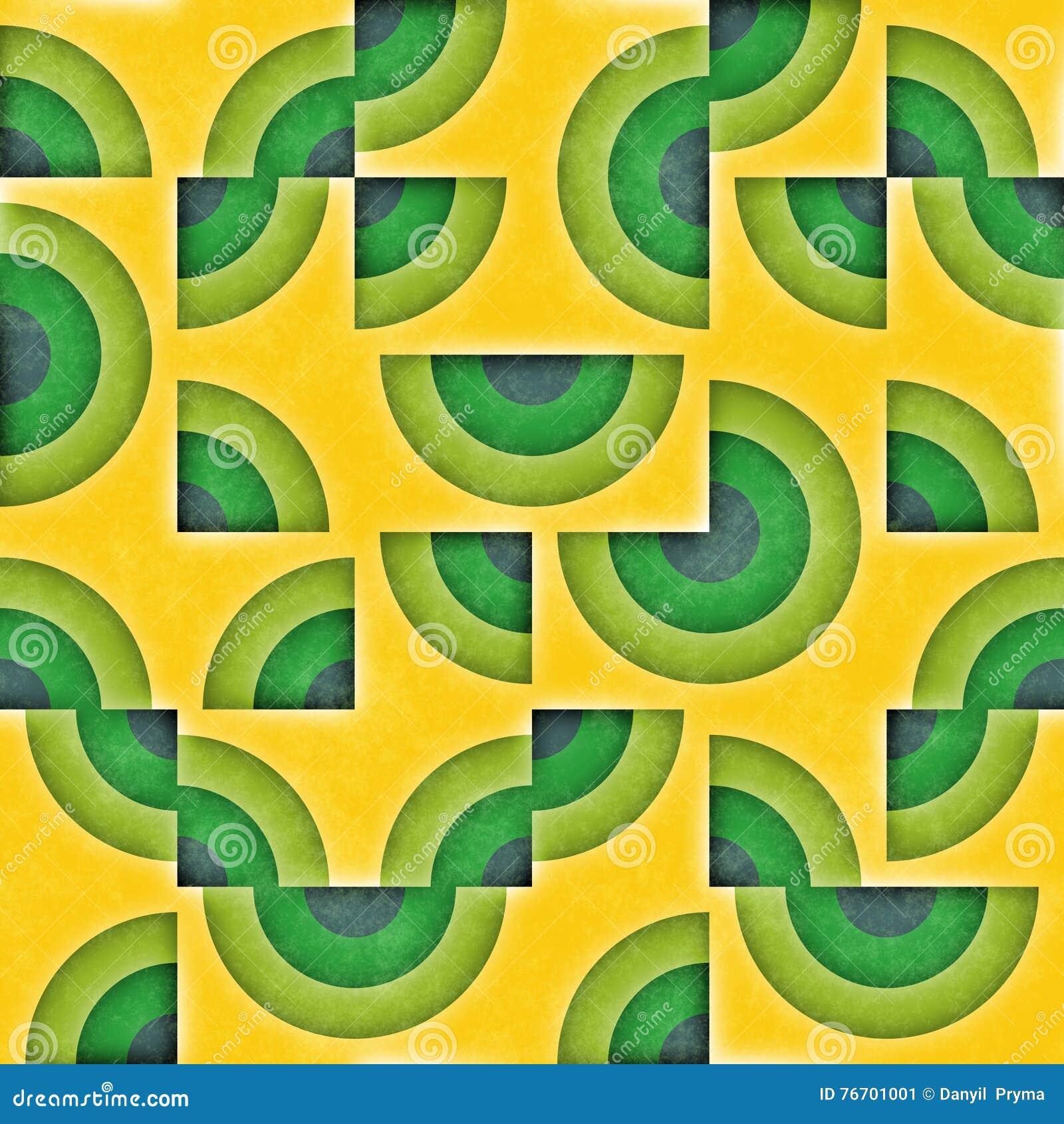 Raster sömlösa geometriska Patttern