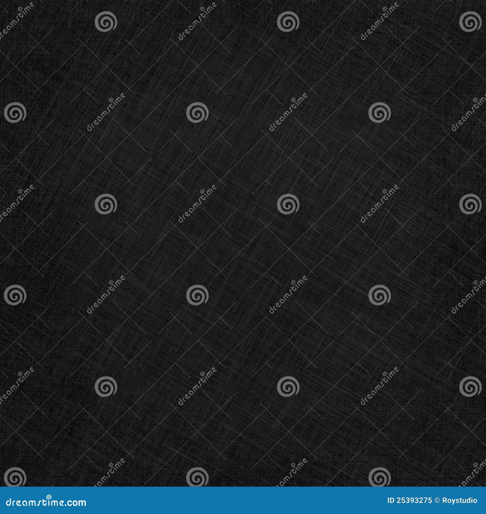 Rasterfeld-Hintergrundbeschaffenheit des schwarzen Segeltuches empfindliche