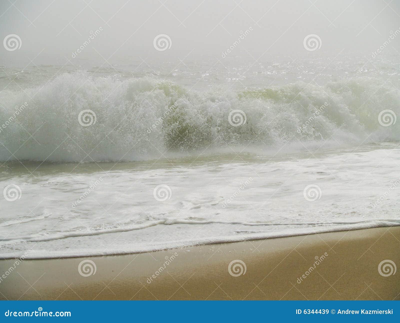 Rastlöst hav
