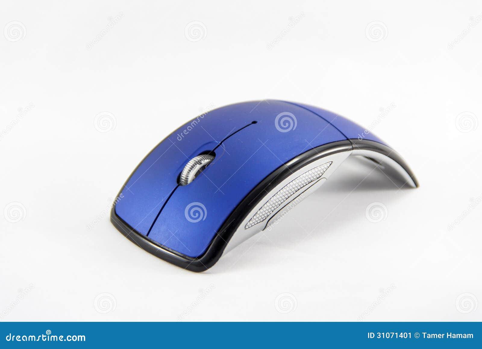 Ratón azul