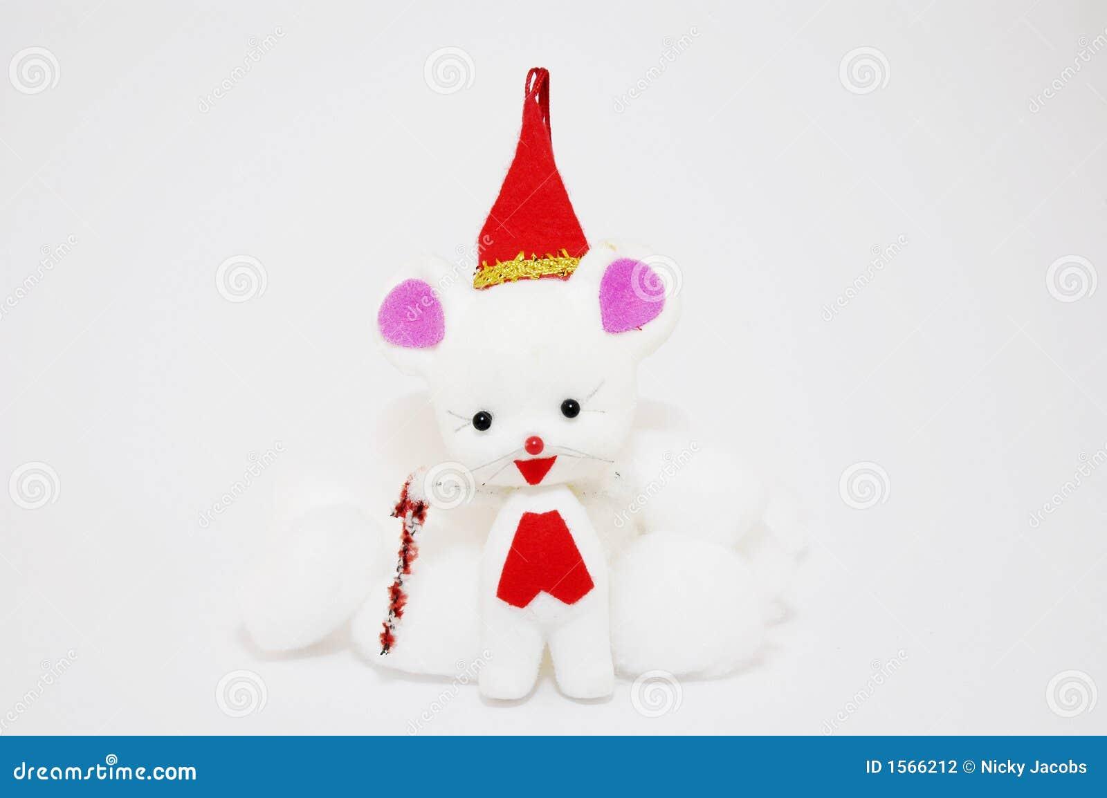 Ratón de la Navidad