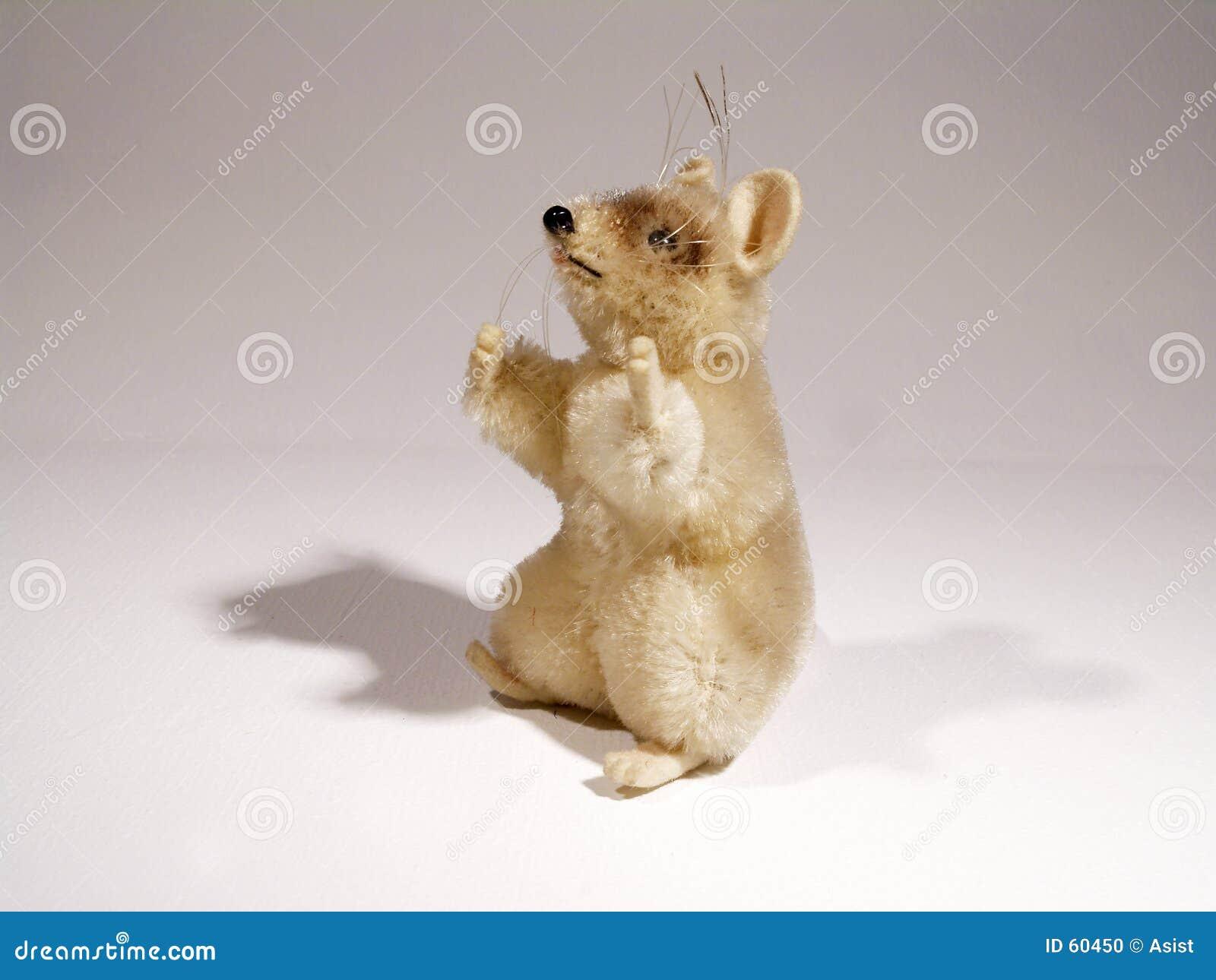 Ratón del juguete