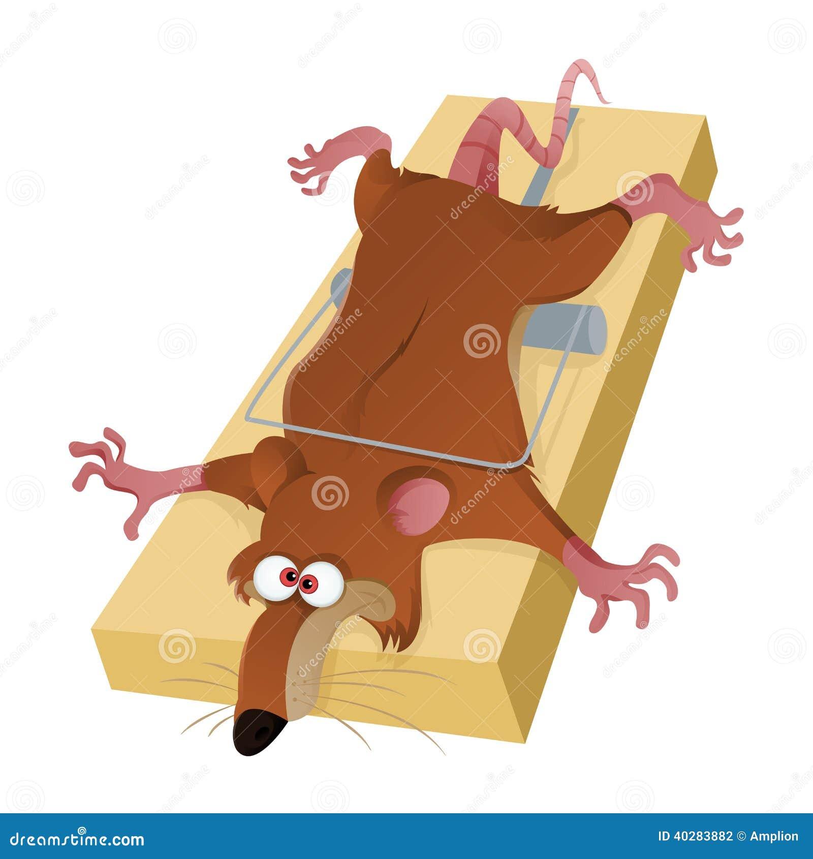 trap Hustler cartoon mouse