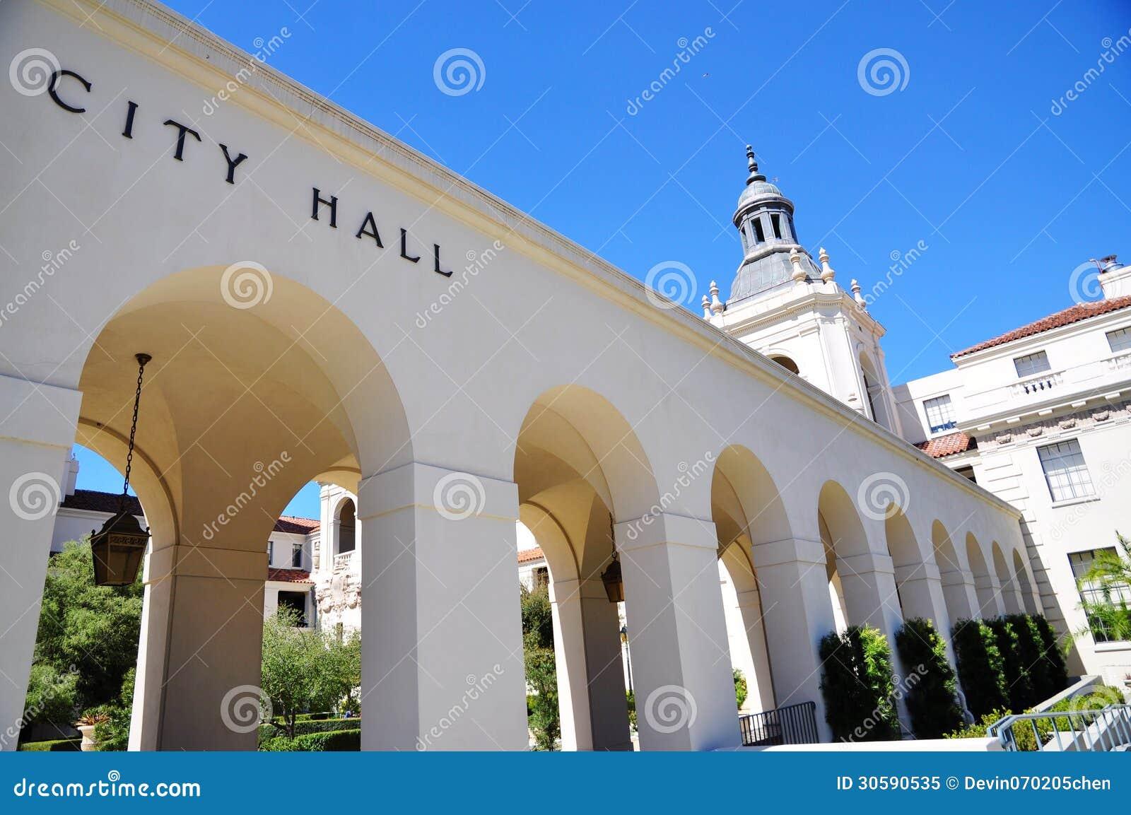 Rathaus von Pasadena