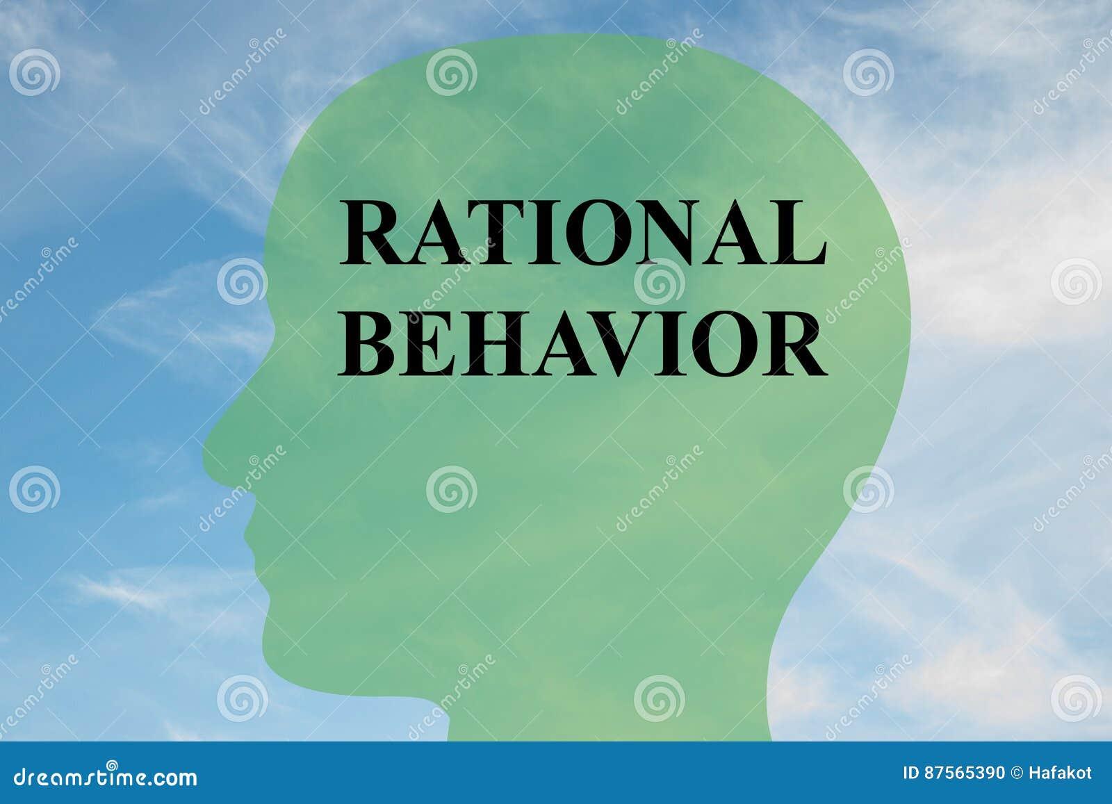 Rational Behavior concept