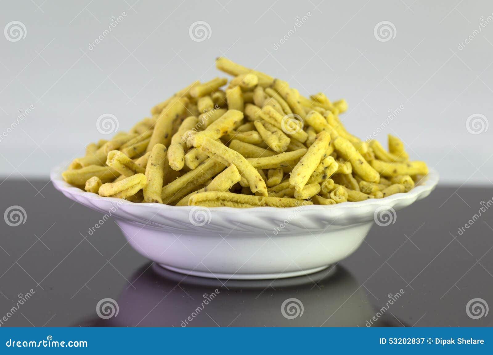 Ratlami Sev : Indian Snacks