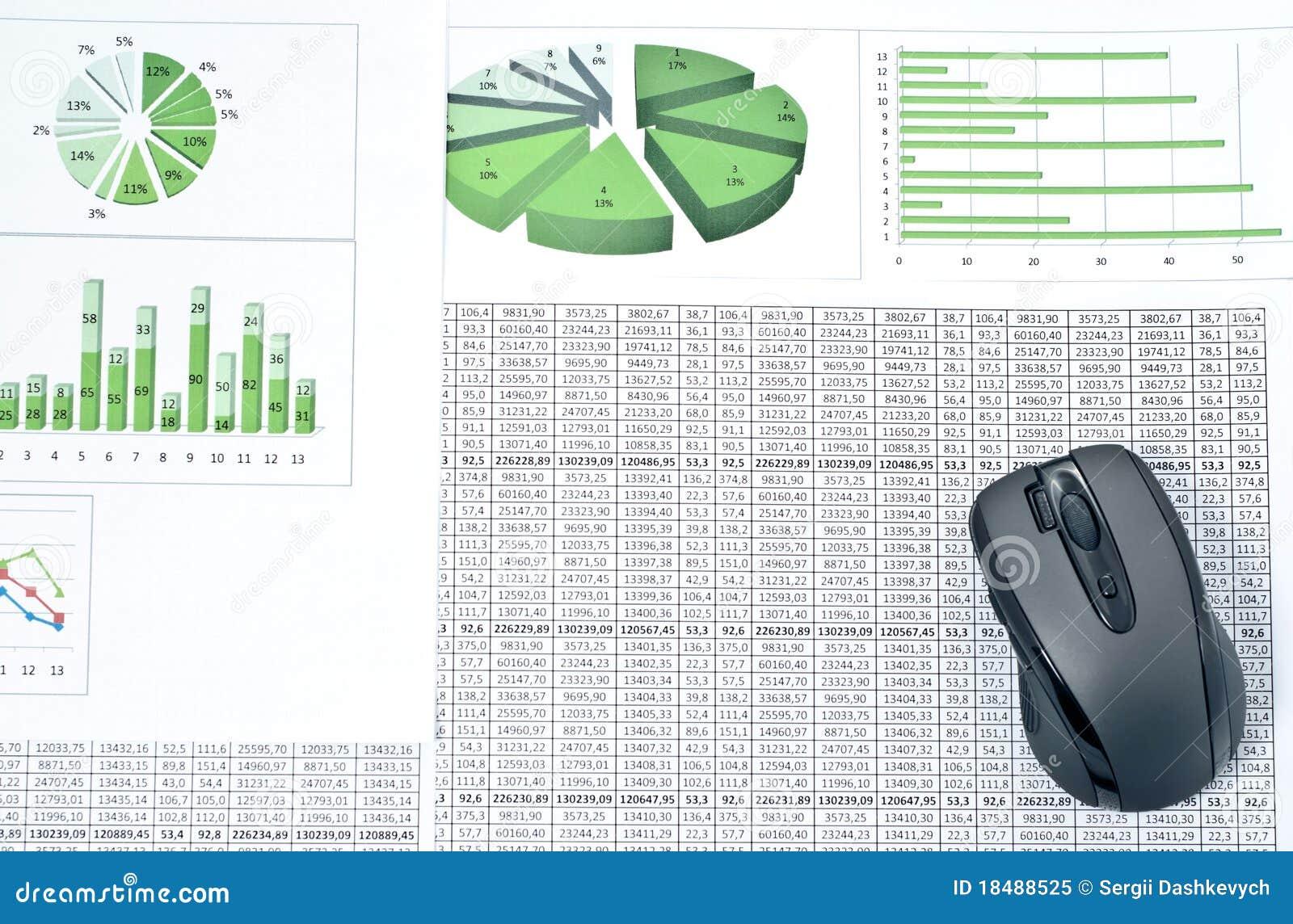 Rato do PC em spreadsheets
