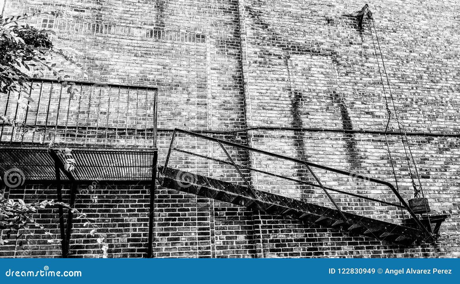 Ratowniczy schody