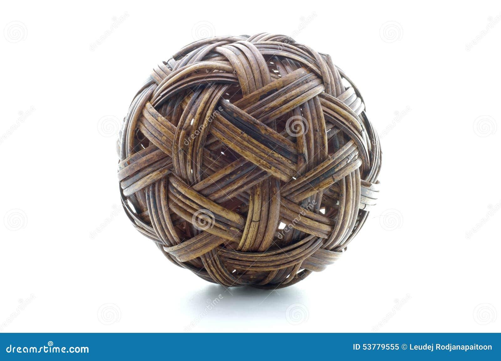 Rattan piłka, bambusowa piłka