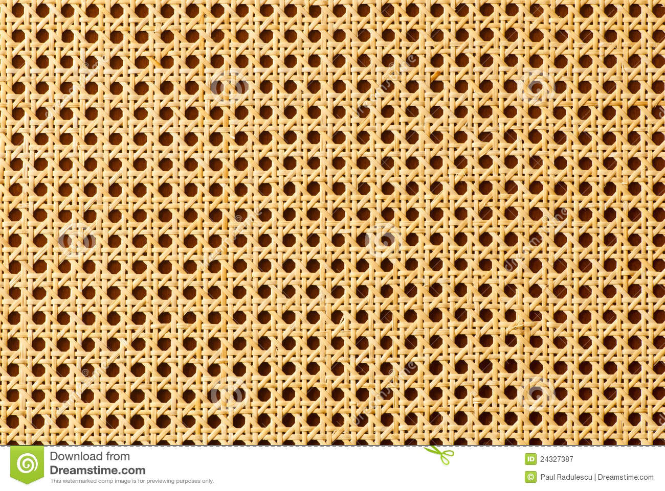 Rattan Texture Stock Image Image Of Decoration Detail