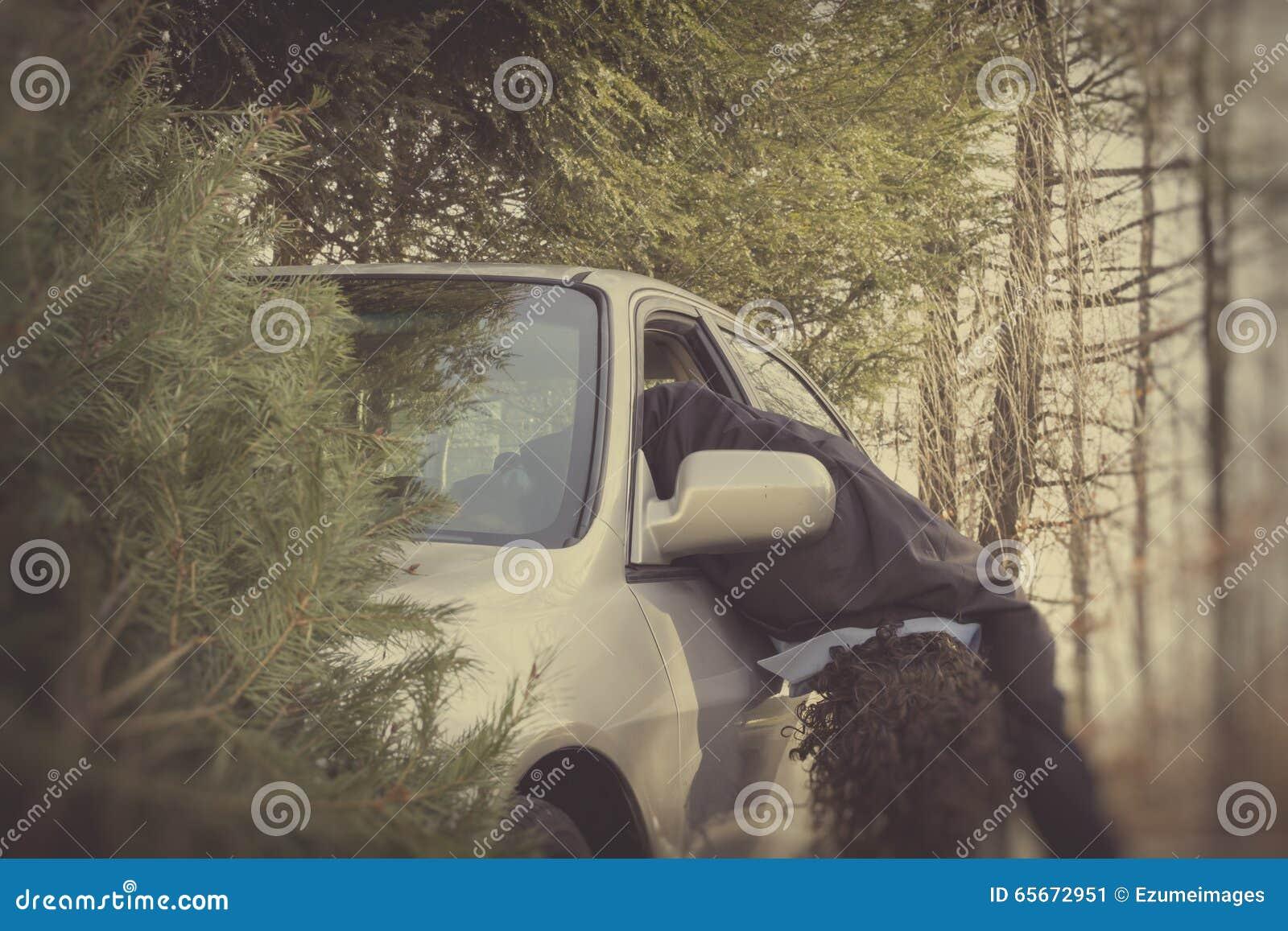 Rattfylleribilolycka
