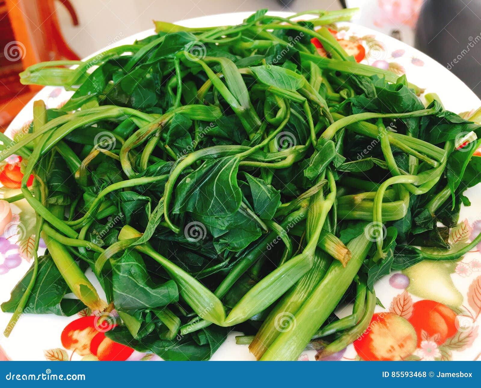 morning glory grönsak