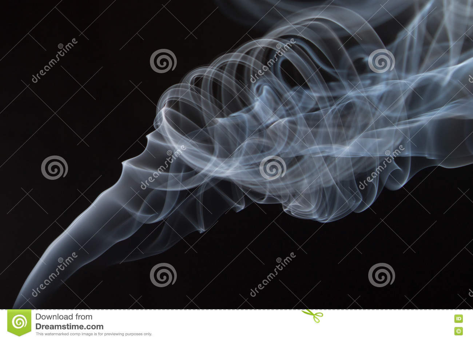 Rauchen Sie Auszug