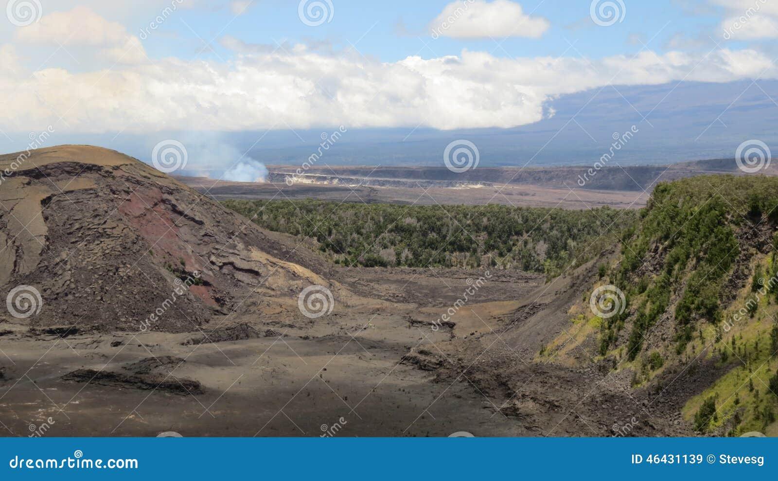 Rauchiges Kilauea