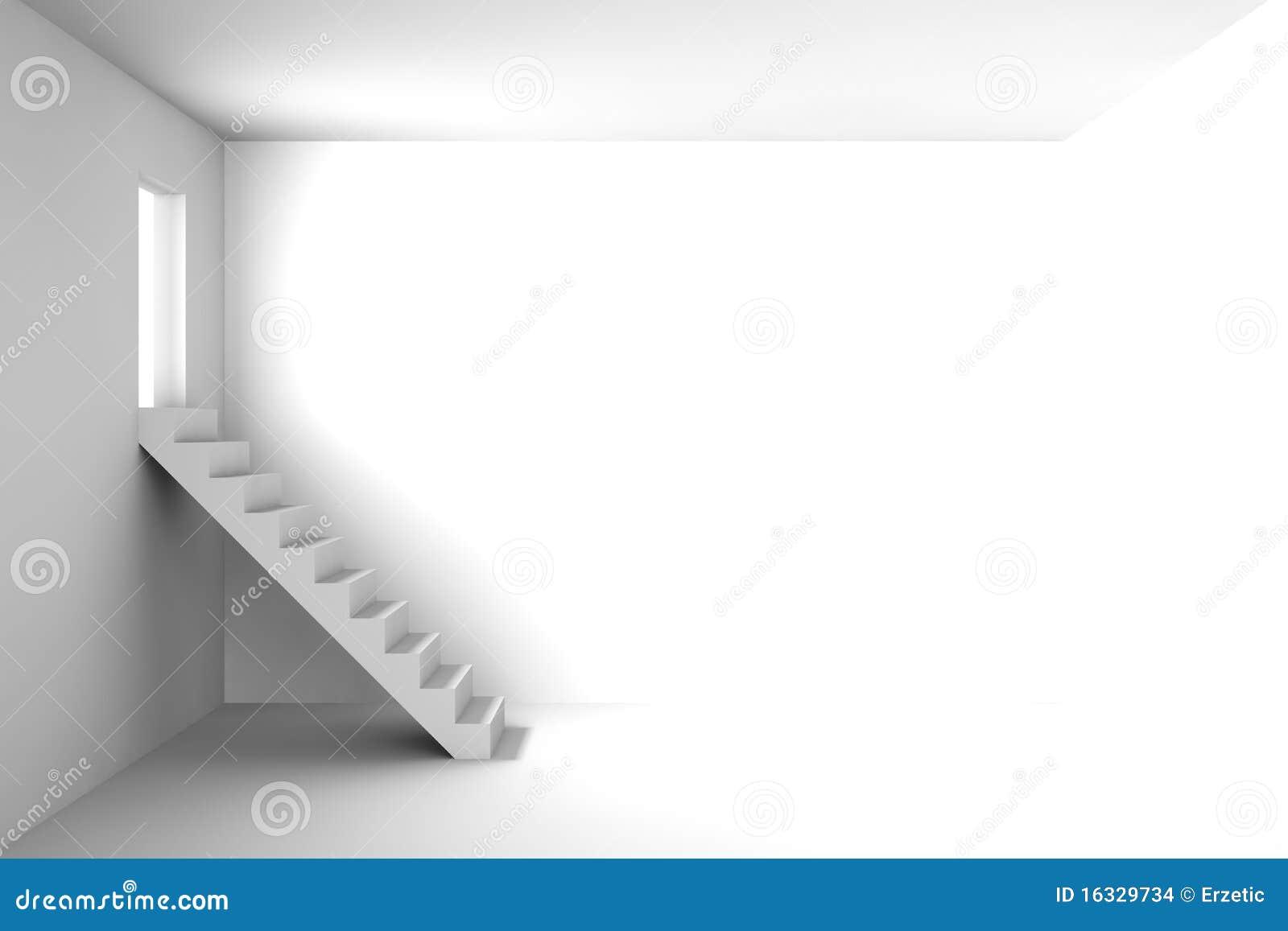 raum mit einem ausgang stockbilder bild 16329734. Black Bedroom Furniture Sets. Home Design Ideas