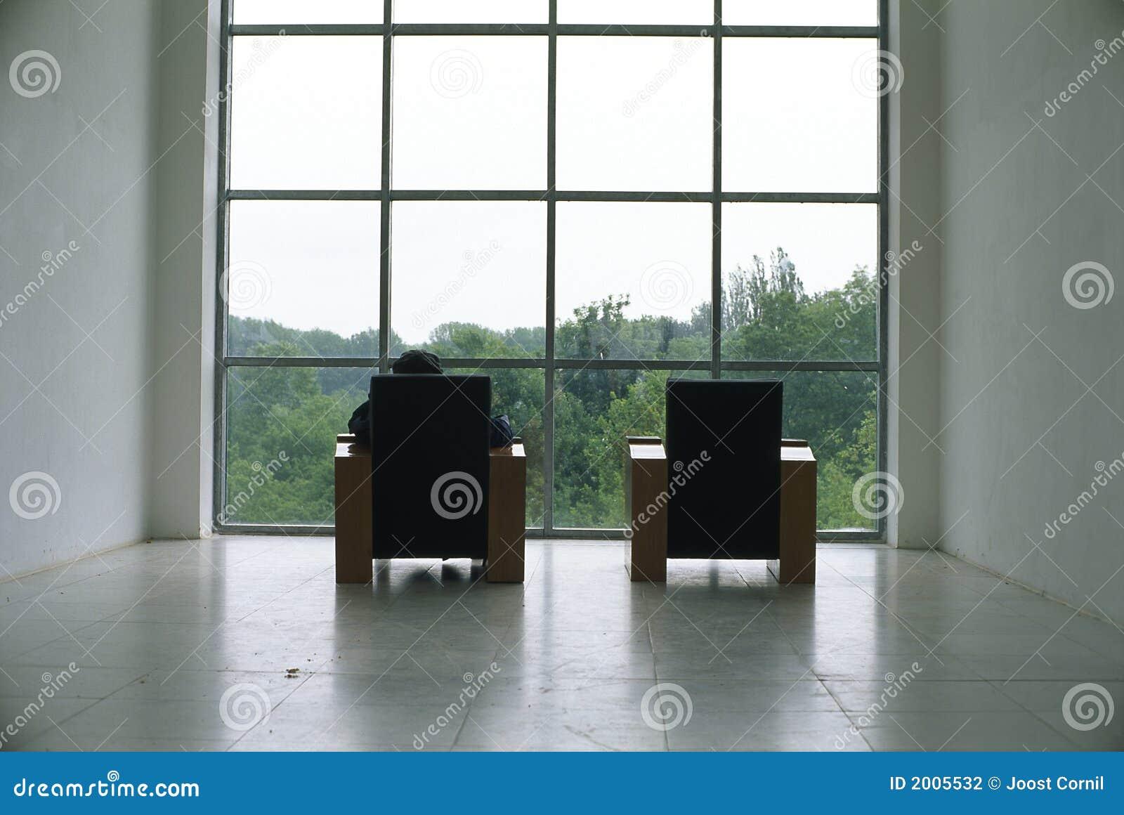 Raum mit einer Ansicht