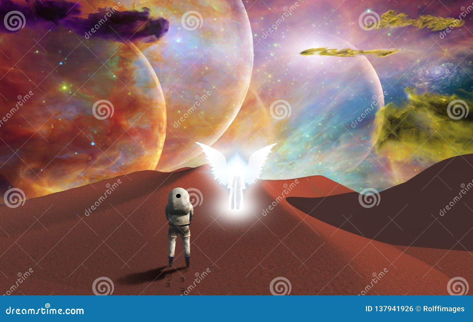 Raum-Reise